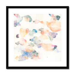 Eternal Love Framed Print | Nadia Djavanshir