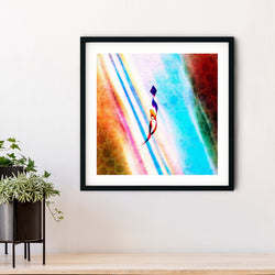Light Art Print | Samir Malik