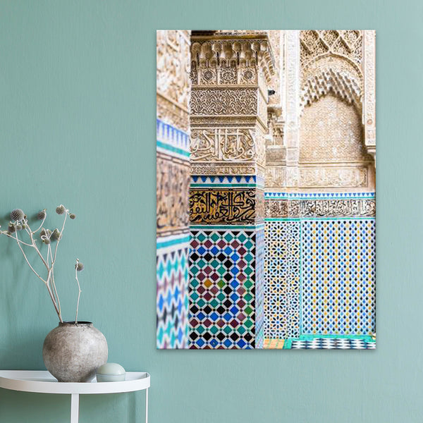 Moroccan Series 003 | Sara Russell Canvas