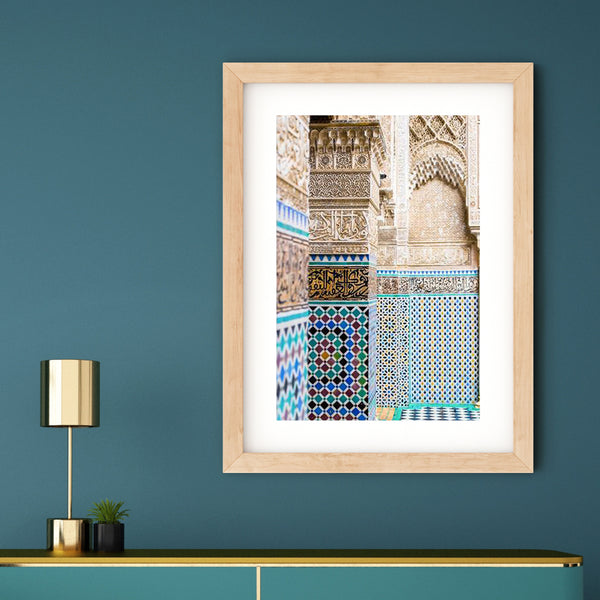 Moroccan Series 003 | Sara Russell Fine Art Print