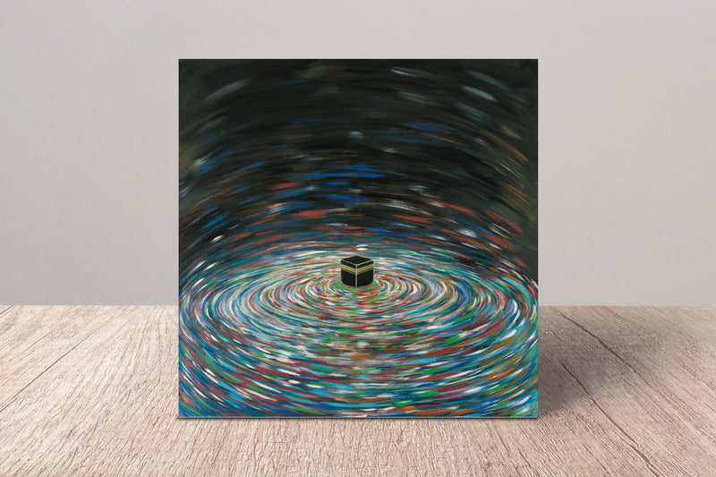 Ripple Fine Art Card | Siddiqa Juma
