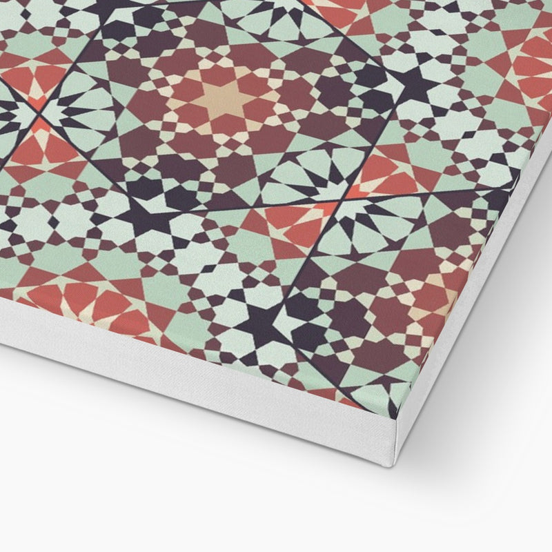 Twelve Dual Design Canvas | Islam Farid