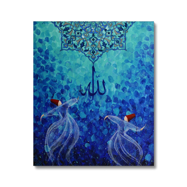Dervish Islimi Canvas | Fatimah Agha