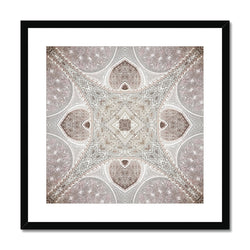 Angel Arches Framed Print | Bilal Hassam