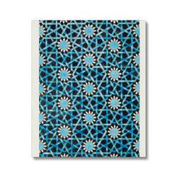 Seljuk Mosaic Canvas | Margi Lake