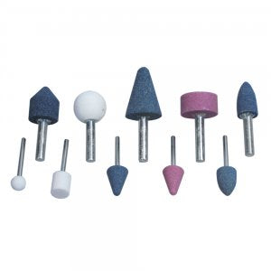 Blue Spot 10PCE Mounted Stone Set