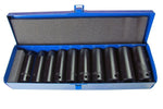 Bergen BER1314 10pc Deep Impact Socket Set.