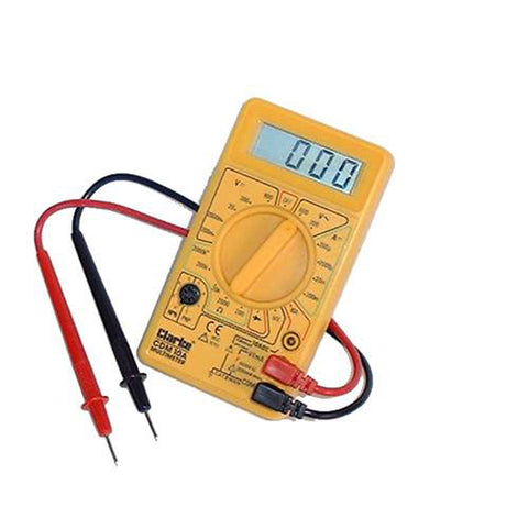 Clarke CDM10A Economy Digital Multimeter