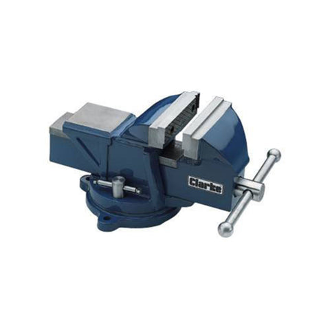 Clarke CVR100B 100mm Swivel Base Bench Vice