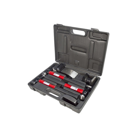 Am Tech 7pc Auto Body Panel Beating Set.