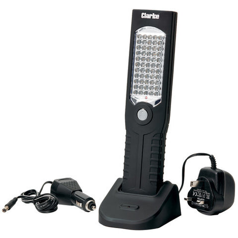 Clarke RWL55 LED Rechargeable Work Light