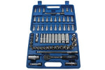 "US Pro 61PC 3/8"" Dr Metric Socket Set"