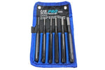 US Pro 6pc Pin & Punch Set