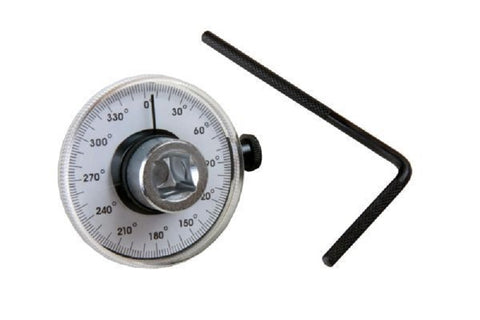 "US Pro Trade Quality 1/2"" Dr. Torque Angle Gauge"