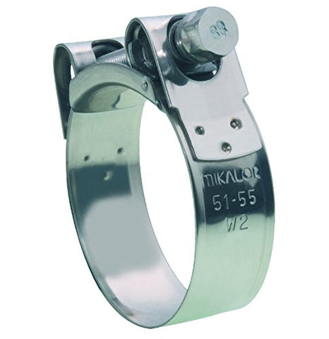 Stainless Steel Mikalor Clamp