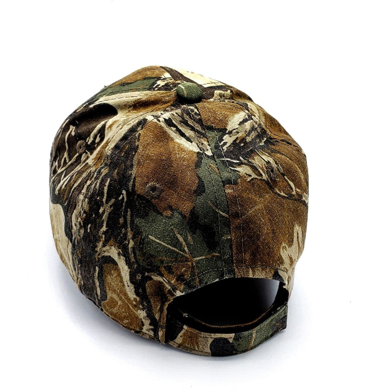 """John Seen-Ya"" Camouflage Camper Fitted Cap"