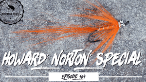 The Howard Norton Special Steelhead and Salmon Fly