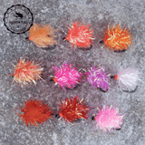50 HOT Estaz Eggs 10 colors for Salmon and Steelhead