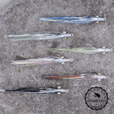 Flash Clouser Assortment top view