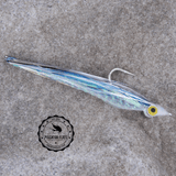 Flash Clouser blue