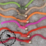Squirmy Wormy Fly Fishing Assorted Colors