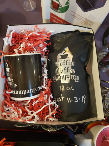 One Year Subscription Monthly Bag coffee