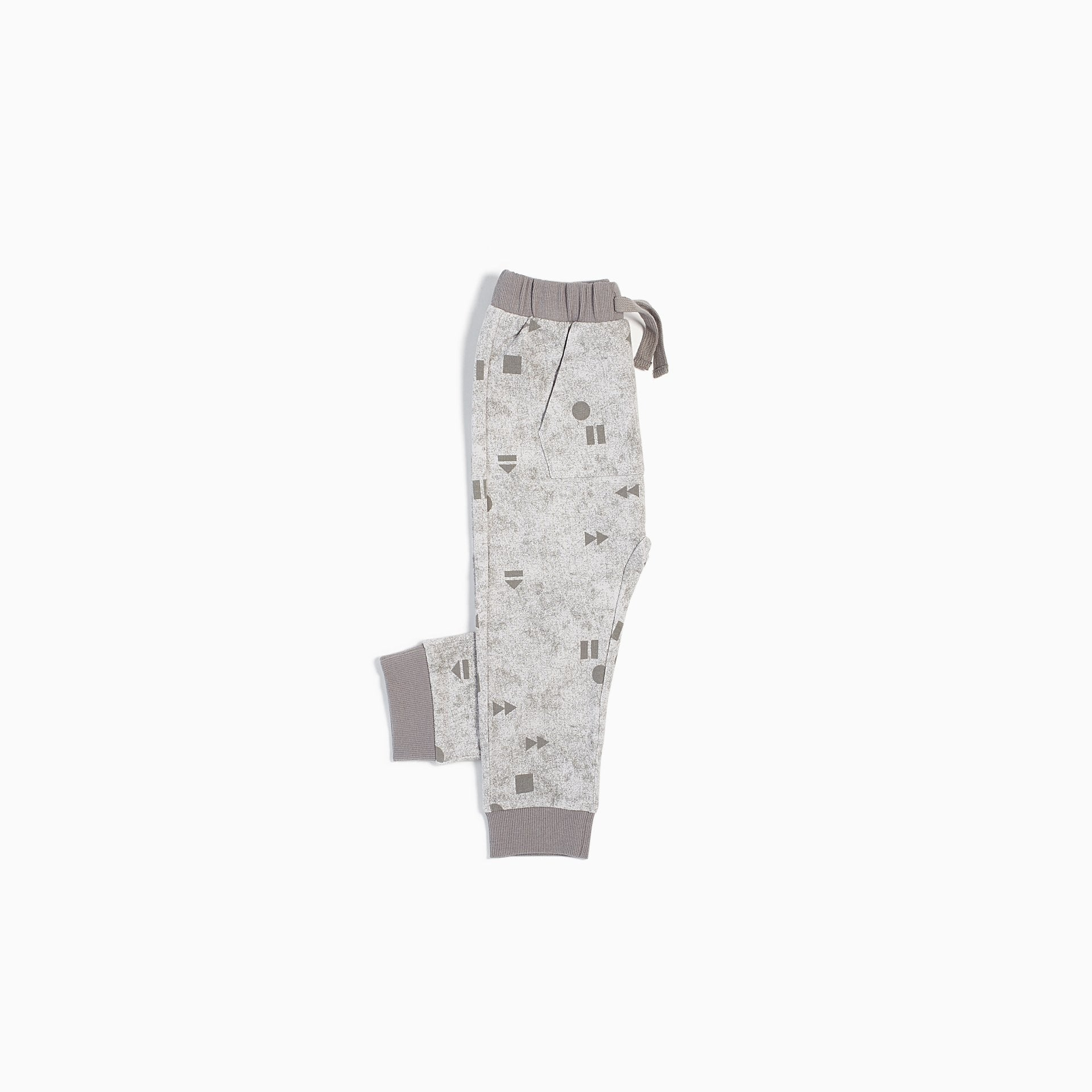 Light Grey Play/Replay Jogger - Lullaby's Boutique