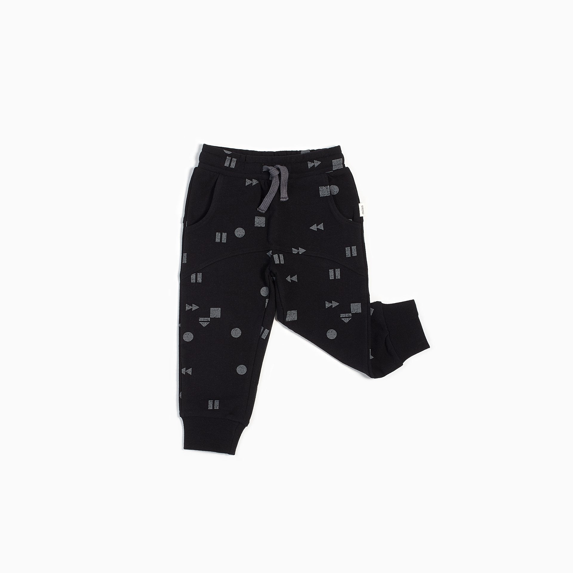 Black Play/Replay Jogger - Lullaby's Boutique
