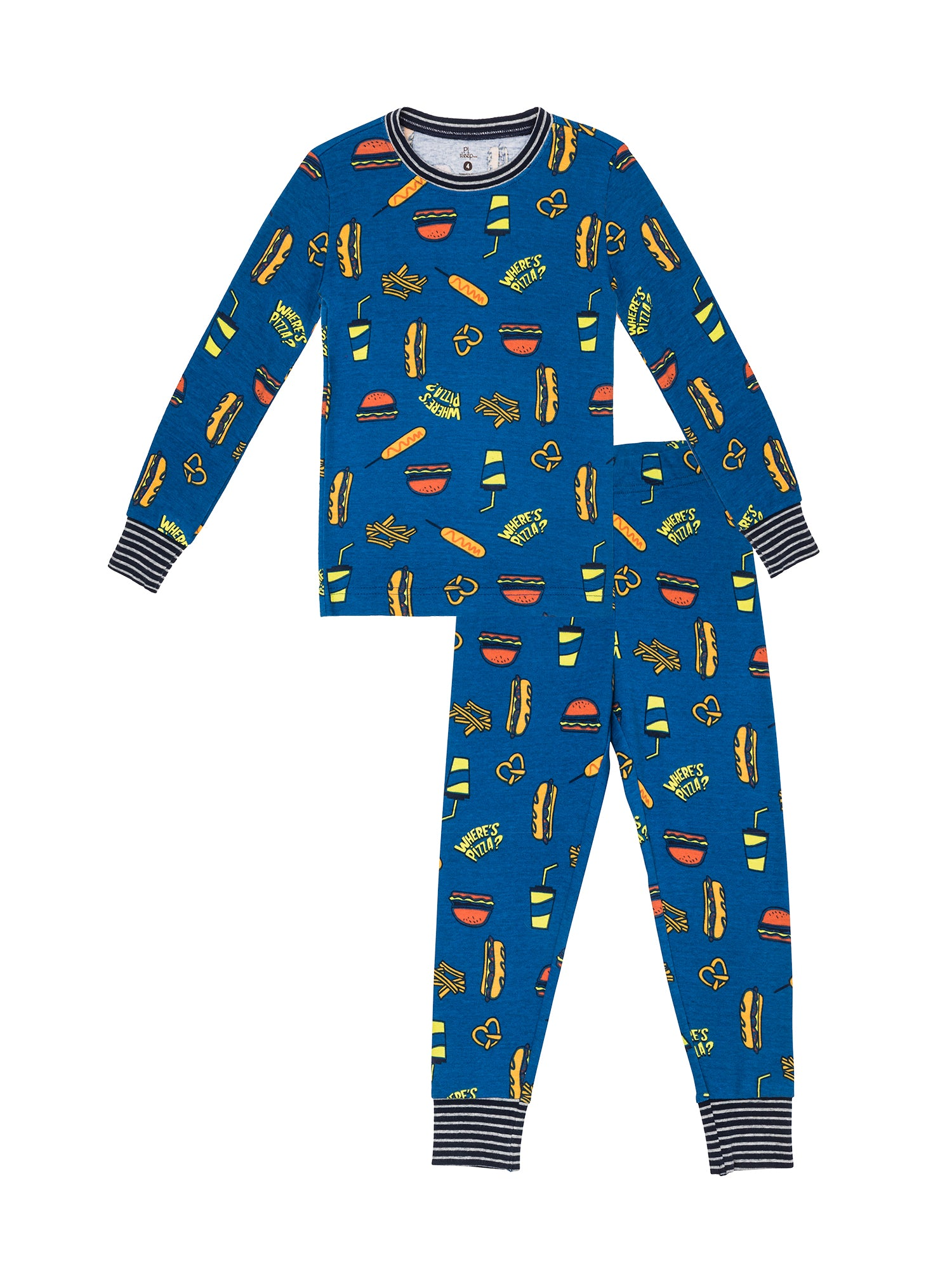 Midnight Snack 2-Piece Pajamas - Lullaby's Boutique