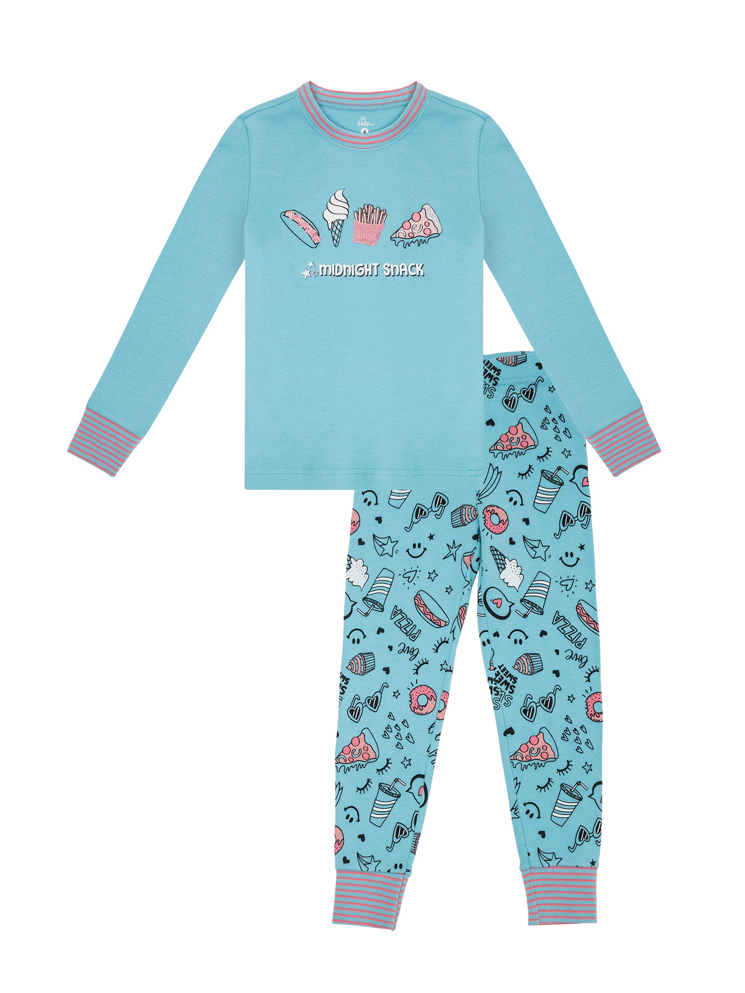 Midnight Snack 2 Piece Pyjamas - Lullaby's Boutique