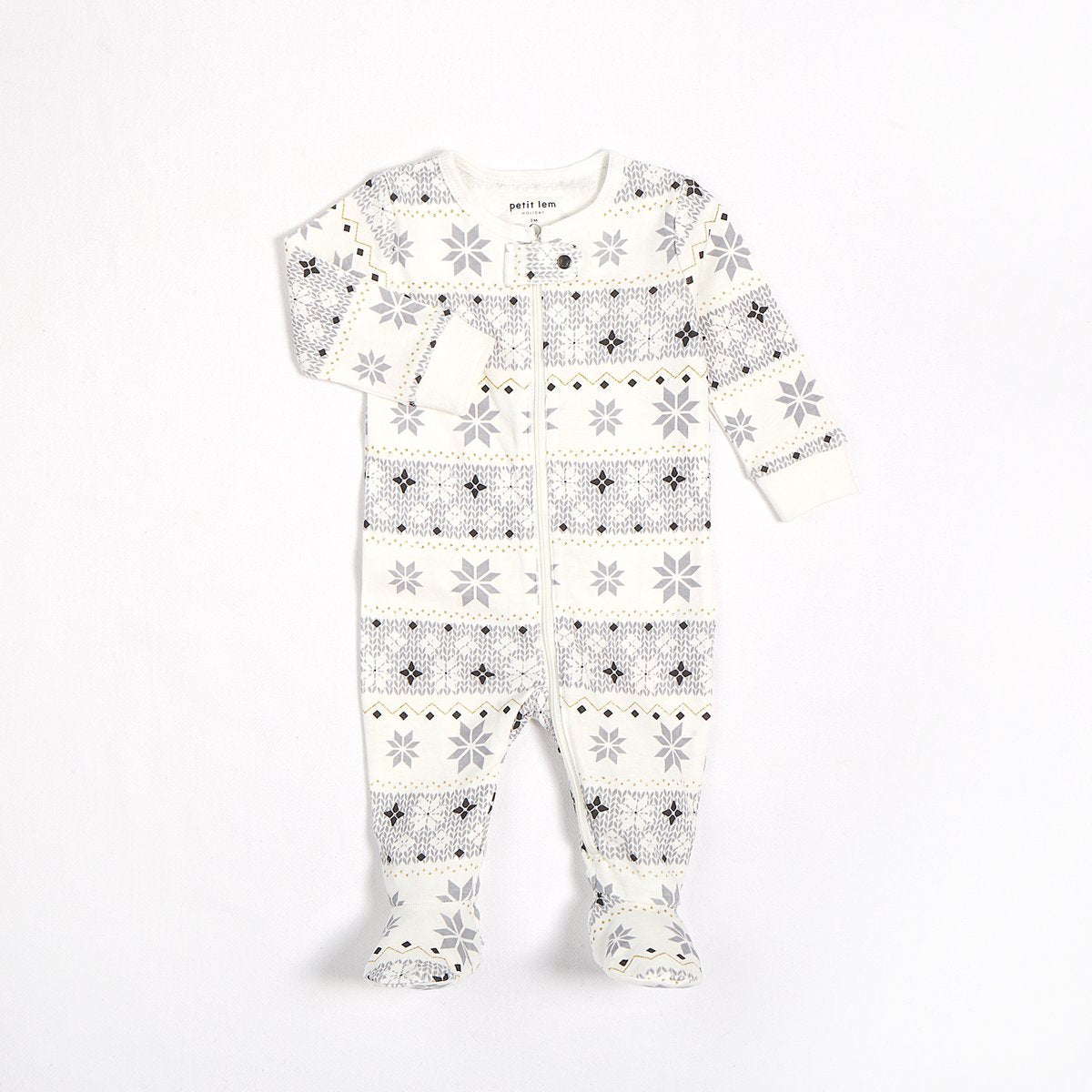 Fair Isle Sleeper - Lullaby's Boutique