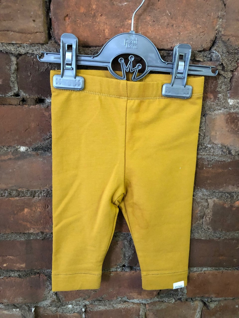 Mustard Leggings - Lullaby's Boutique