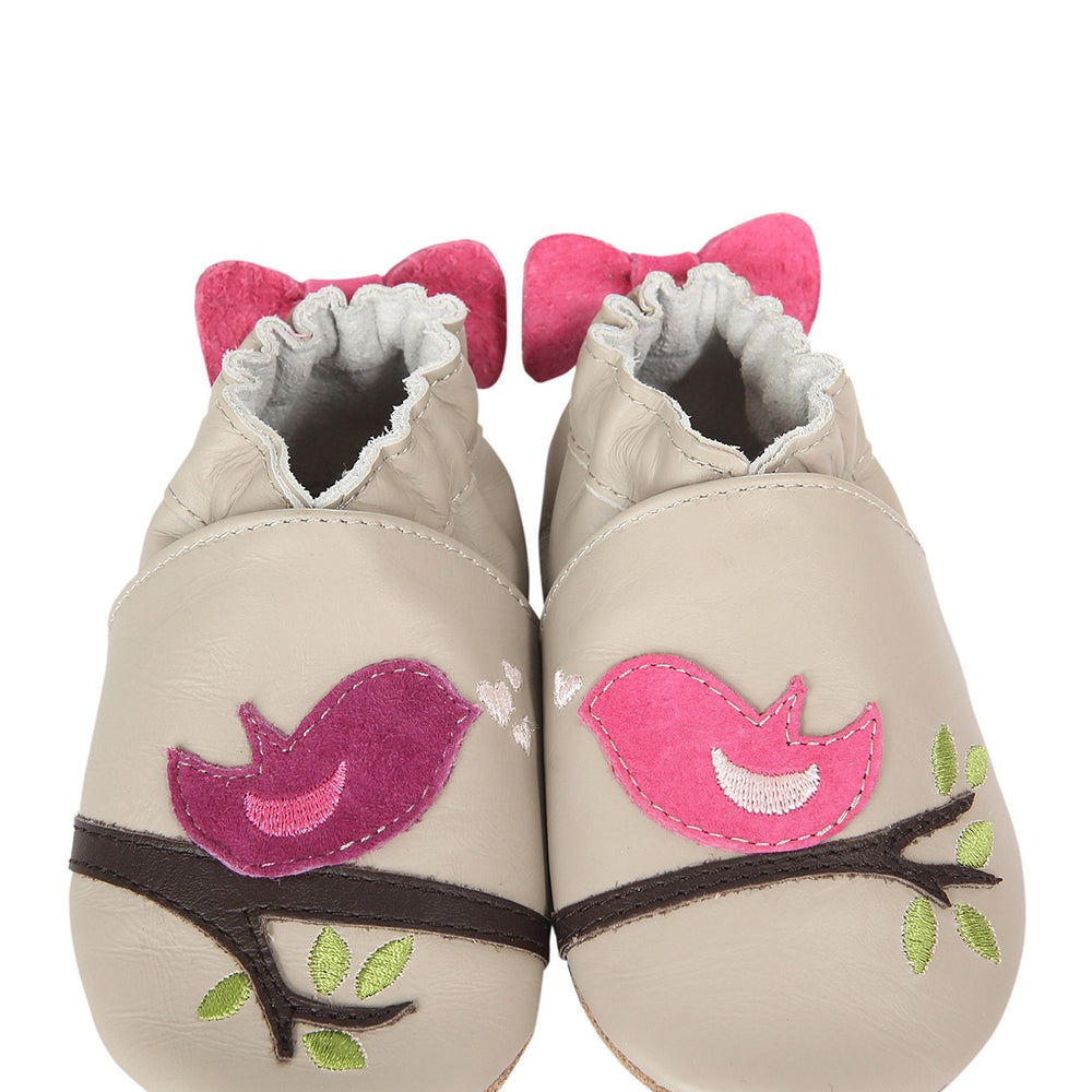 Tweeting Tessa Soft Soles - Lullaby's Boutique