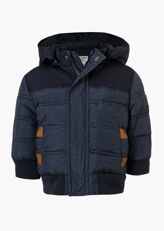 Anorak Quilted Winter Jacket - Lullaby's Boutique