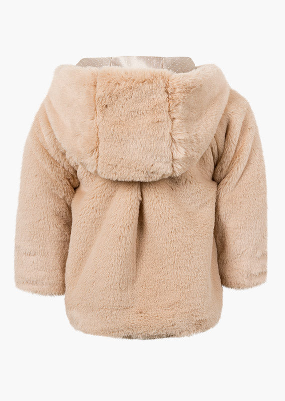 Teddy Bear Coat - Lullaby's Boutique