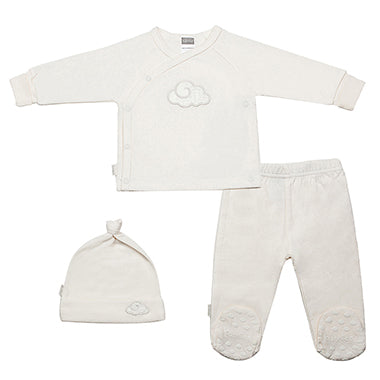 Classics Take me Home Set in Ivory Cloud - Lullaby's Boutique