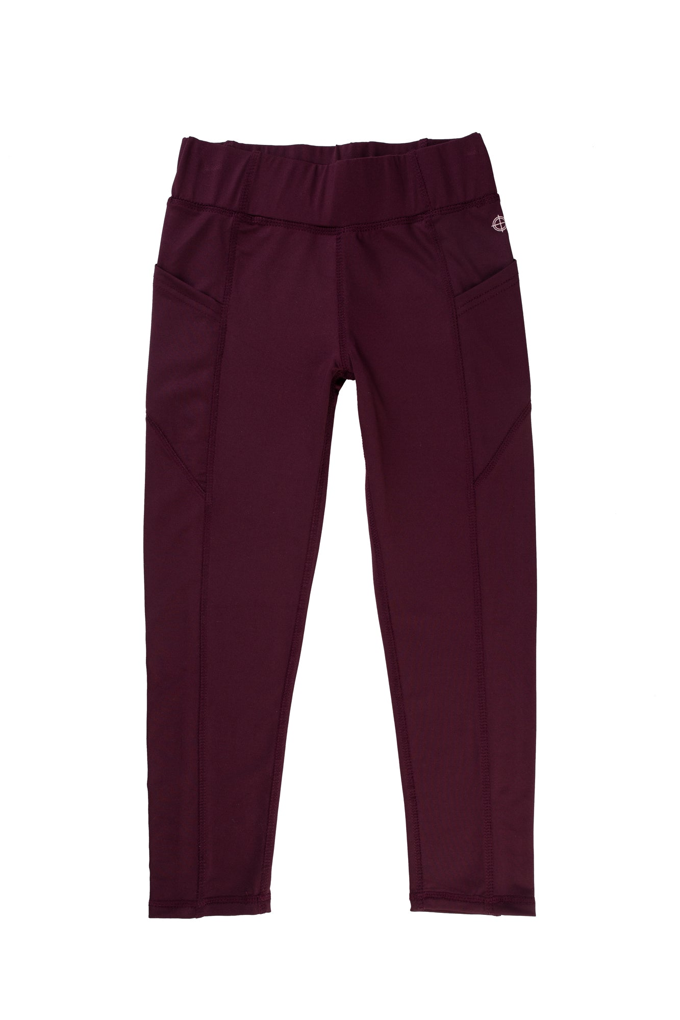 Plum Active Pants - Lullaby's Boutique
