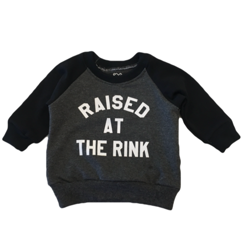 Raised at the Rink Sweatshirt - Lullaby's Boutique