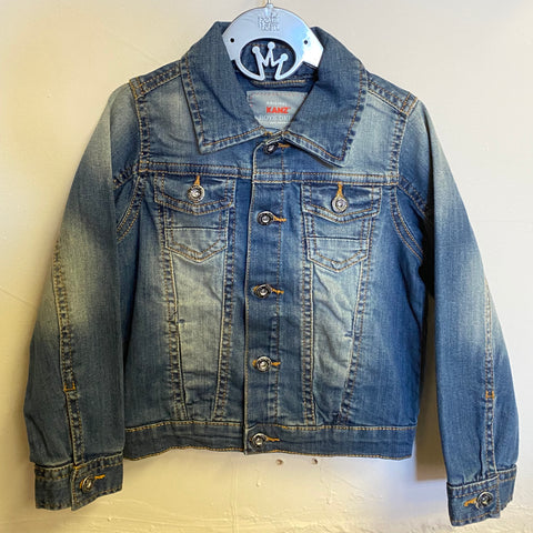 Baseline Button Down Jean Jacket