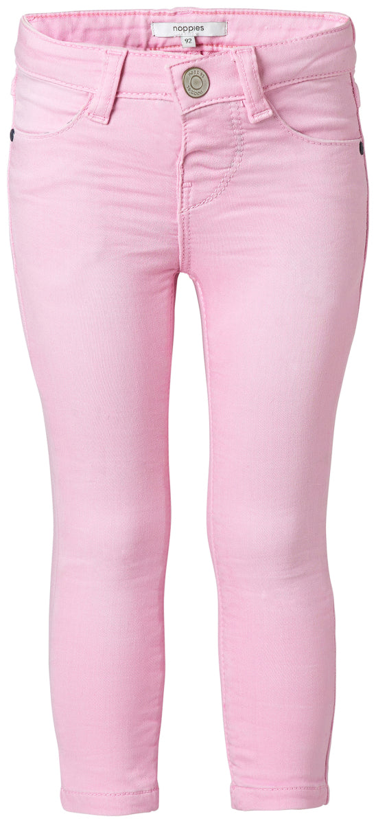 Pink Slim Fit Jeans Kacov - Lullaby's Boutique