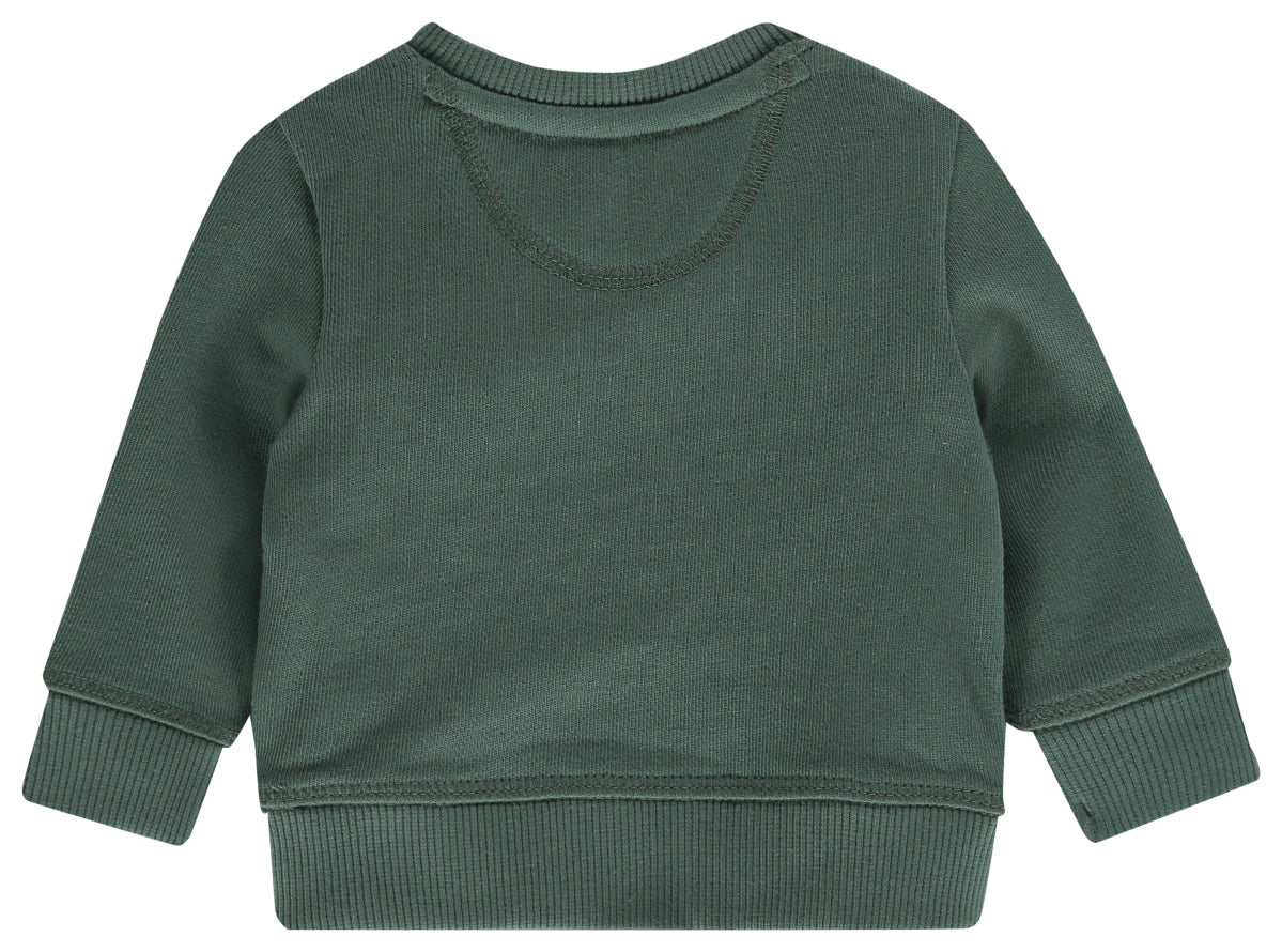 Explore More Allendale Sweater Silver Pine - Lullaby's Boutique