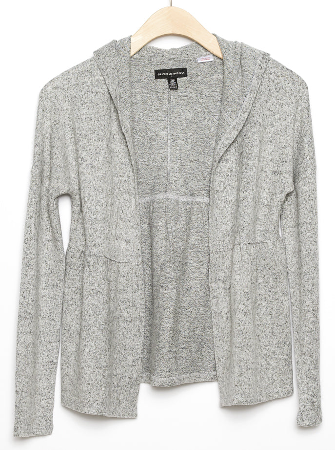 Long Sleeve Waterfall Cardigan - Lullaby's Boutique