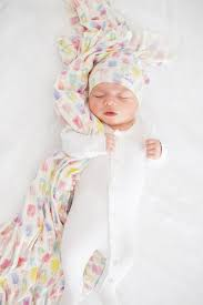 Premium Knit Summer Popsicle Swaddle Blanket - Lullaby's Boutique
