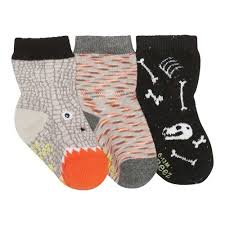 Dino Dan Socks 3 Pack - Lullaby's Boutique