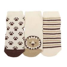Tiny Lion Socks 3 Pack - Lullaby's Boutique
