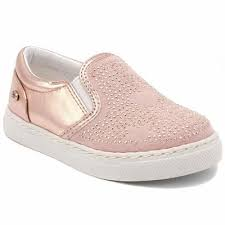 Ottavia Rose Gold Shoes - Lullaby's Boutique