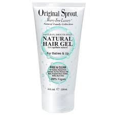 Natural Hair Gel - Lullaby's Boutique