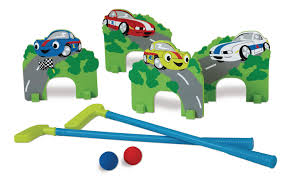 Mini Golf Racing Cars - Lullaby's Boutique