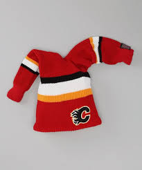 Calgary Flames NHL Reversible Sockey - Lullaby's Boutique
