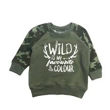 Wild is my favourite colour